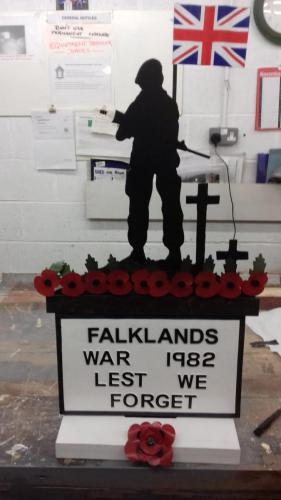 Falklands Veterans Commission