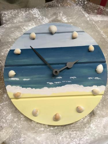 Coastal Clock