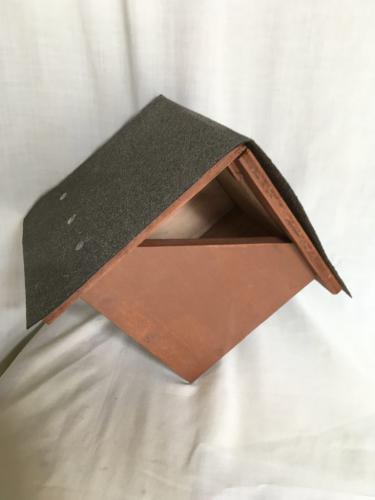 Wall Mount Bird House